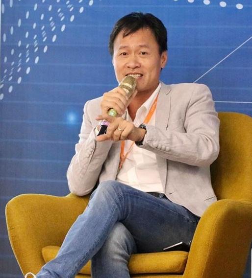 Ông Trần Thanh Hải tại hội thảo 20/2/2020   Ảnh: VEPR