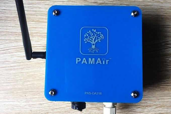 PAM Air là thiết bị nằm trong hệ sinh thái PAM.