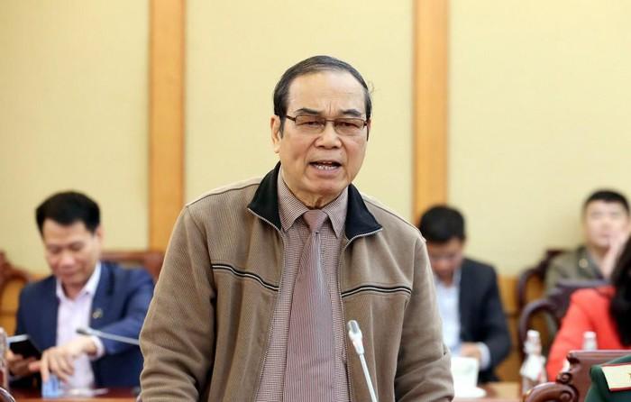 Giáo sư Lê Bách Quang