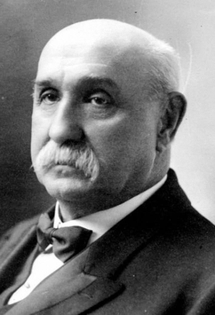 Nhà phát minh James Ritty. Ảnh: Wikipedia