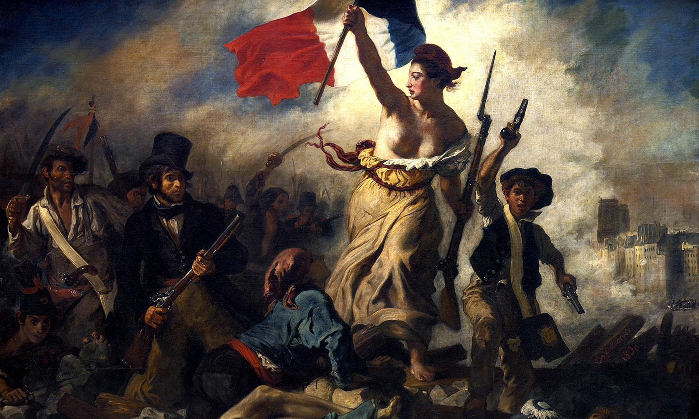 Cách mạng Pháp. Ảnh: Wikepedia.