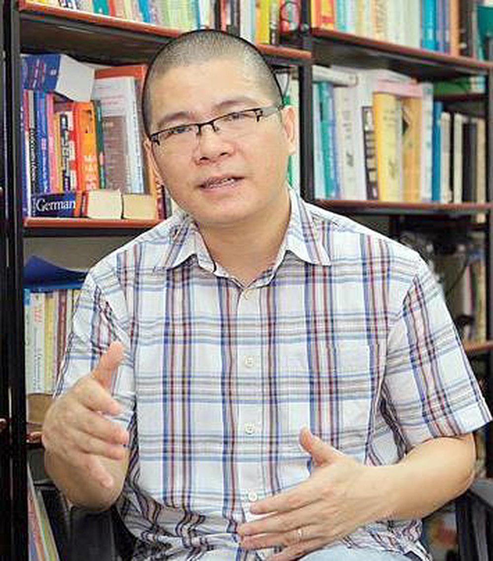 Tác giả bài viết, TS Giáp Văn Dương. Ảnh: GD&TĐ