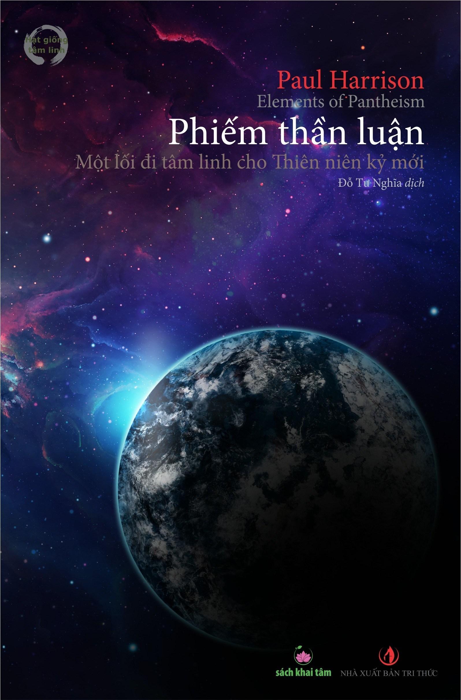 Phiếm thần luận được xuất bản bởi NXB Tri thức và nhà sách Khai Tâm.