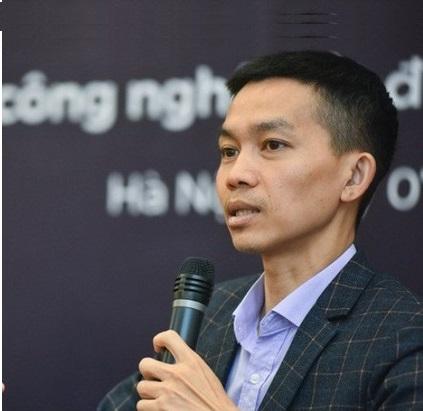 TS Nguyễn Đức Thành