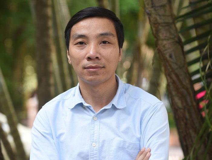 TS Phạm Thế Anh