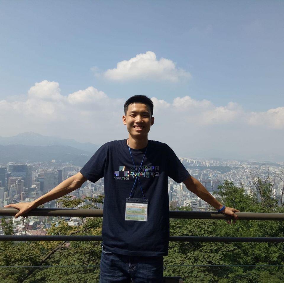 Chân dung Nguyễn Ngọc Trung - đại diện nhóm nghiên cứu.Ảnh: NVCC
