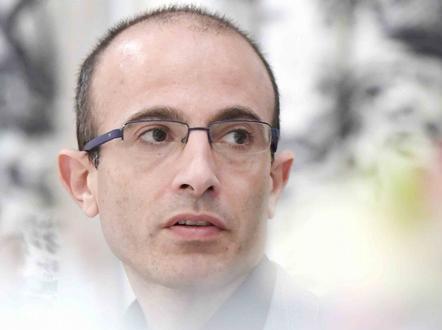 """Giáo sư Yuval Noah Harari, tác giả của các cuốn sách lược sử loài người bán chạy nhất thế giới, đã được dịch sang tiếng Việt là """"Sapiens: Lược sử loài người"""", """"Homo Deus: Lược sử tương lai"""", """"21 bài học cho thế kỷ 21""""."""