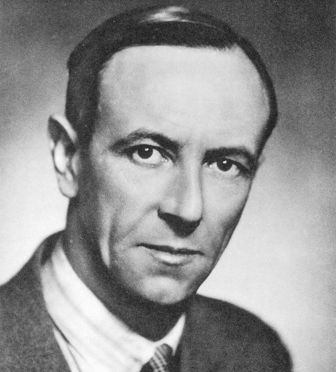 James Chadwick (1891 – 1974). Ảnh: Britannica.