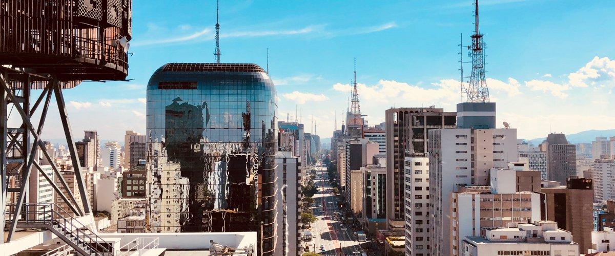 Thành phố São Paulo, Brazil