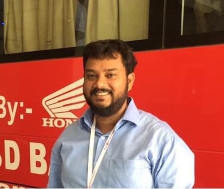 Ajay Singh, Ấn Độ - Công ty Nimray