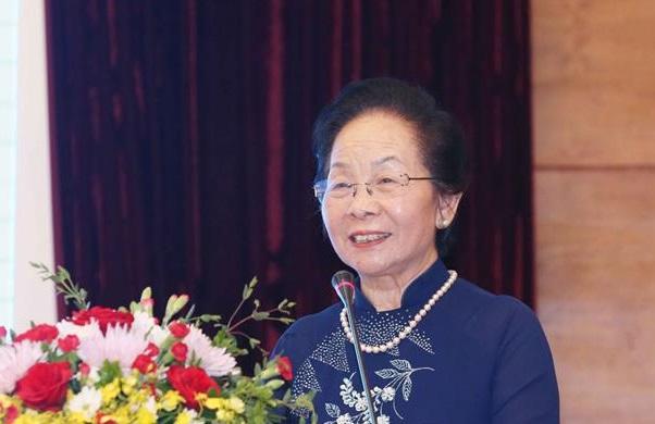 GS.TS Nguyễn Thị Doan, Chủ tịch Ủy ban giải thưởng Kovalevskaia năm 2019