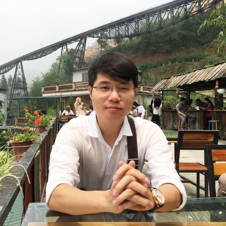 Nguyễn Phi Hiệp, CEO sPhoton