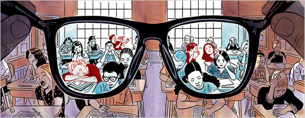 Các yếu tố lớp học - bao gồm chất lượng giáo viên và quy mô lớp học - chỉ lý giải được 2-3% sự khác biệt trong điểm kiểm tra toán và đọc của học sinh. Ảnh minh họa: nyt.com