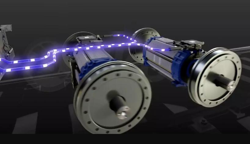 Động cơ PMSM có hiệu suất cao hơn tới 15% so với động cơ IM và là loại động cơ kéo có công suất lớn nhất hiện nay trên thị trường. Ảnh: ET Auto