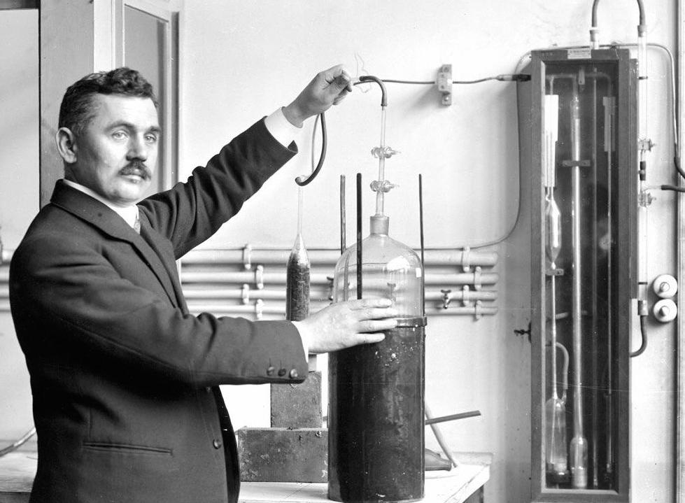 Nhà phát minh Georges Claude. Ảnh: Scoopnest