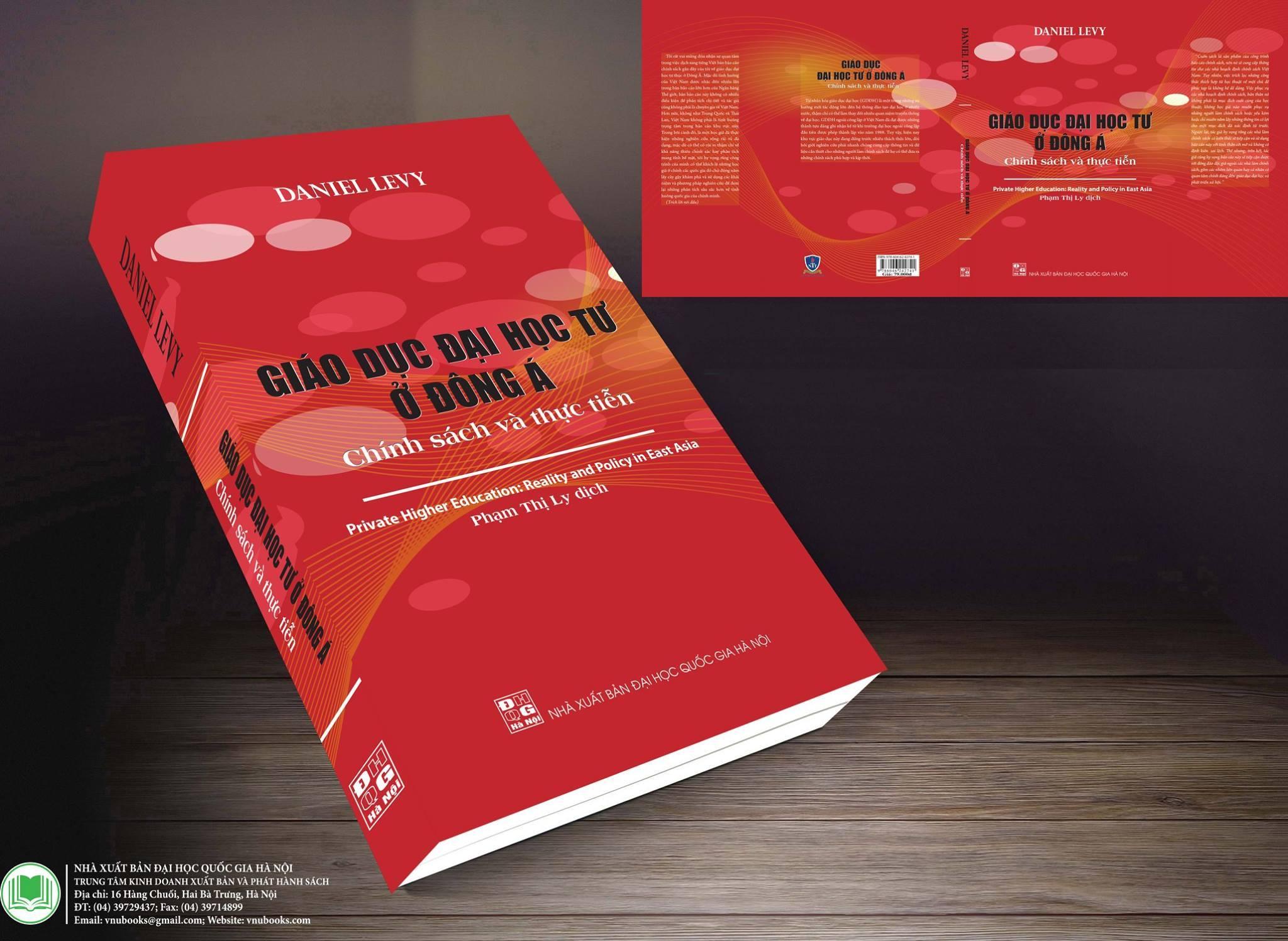 Sách do Phạm Thị Ly chuyển ngữ và được xuất bản bởi NXB ĐH Quốc gia Hà Nội với tài trợ của Trường ĐH Nguyễn Tất Thành