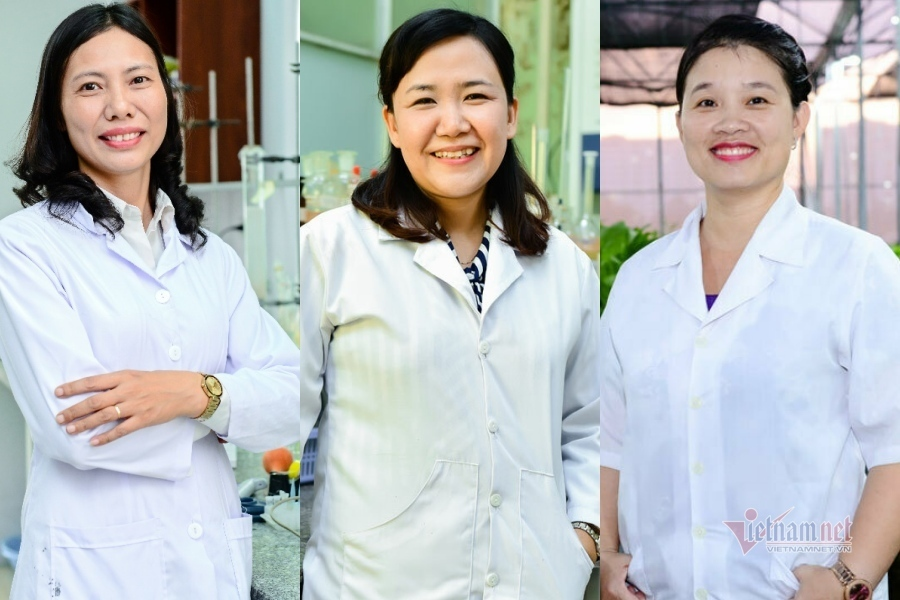 3 nhà khoa học Việt Nam vào Top 100 nhà khoa học tiêu biểu của châu Á 2020