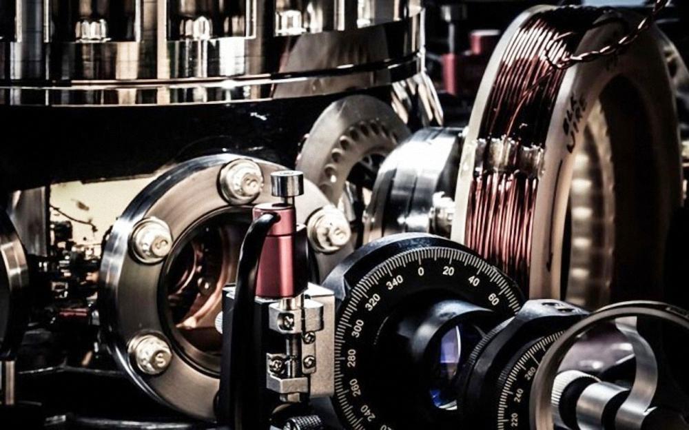 Máy tính lượng tử mạnh nhất thế giới của Honeywell. Ảnh: Engadget.