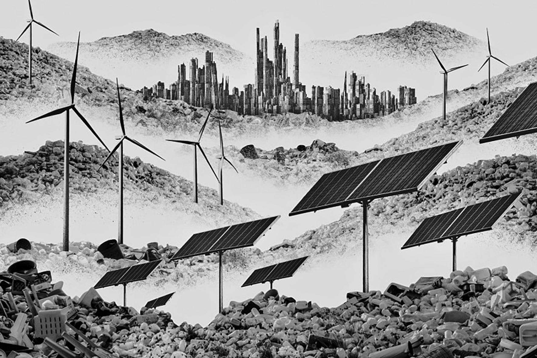Năng lượng tái tạo có thực sự sạch?. Ảnh: Foreign Policy