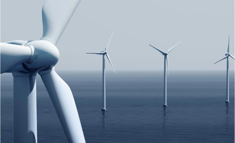 Điện gió tạo ra lợi ích kinh tế rất lớn, nhưng đồng thời cũng mang lại không ít sự đánh đổi. Ảnh: Depositphoto.