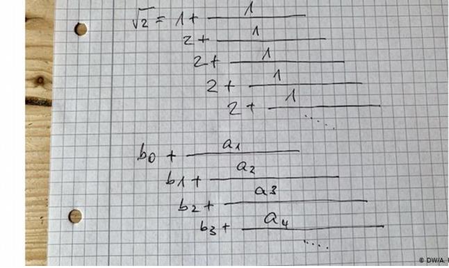 Các liên phân số điển hình có thể được sử dụng để ước tính một kết quả trong các phép tính phức tạp.