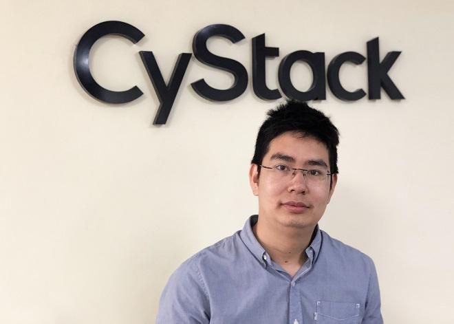CTO Cystack - Nguyễn Hữu Trung.