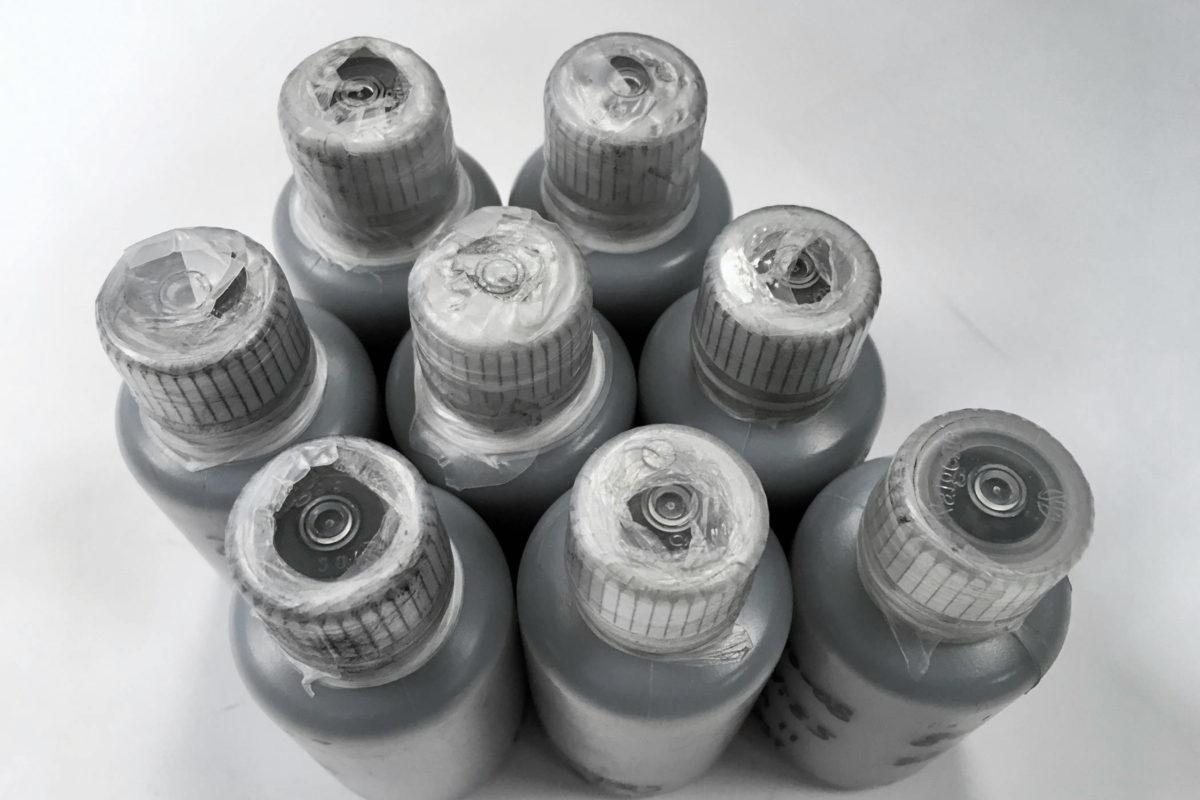 Hỗn hợp không coban được dùng làm loại cathode pin mới.