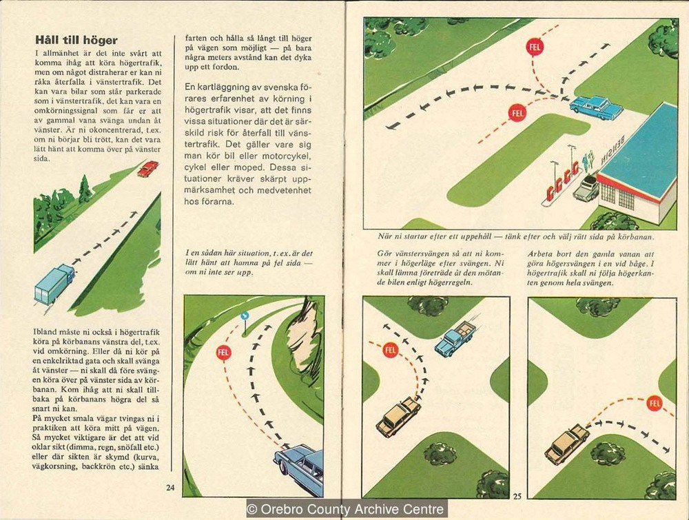 Thiết kế hướng dẫn người dân điều chỉnh với hệ thống quy tắc giao thông mới.