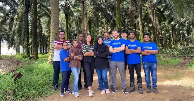 Startup côn trùng Singapore gọi vốn 1,6 triệu USD