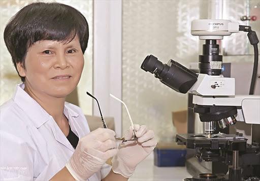 PGS. TS Tăng Thị Chính (Viện Công nghệ môi trường, Viện Hàn lâm KH&CN Việt Nam).