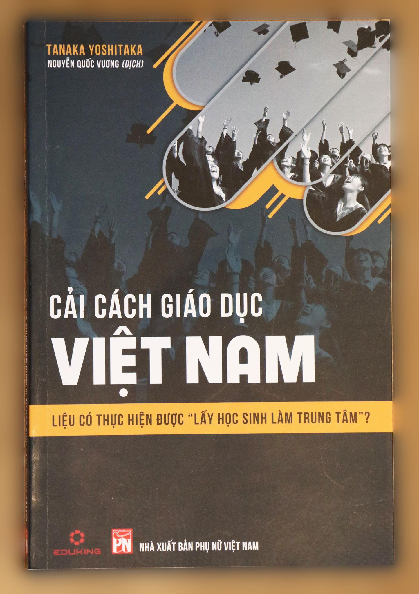 Bản tiếng Việt của cuốn sách vừa được Nxb Phụ nữ Việt Nam ấn hành tháng 7/2020.
