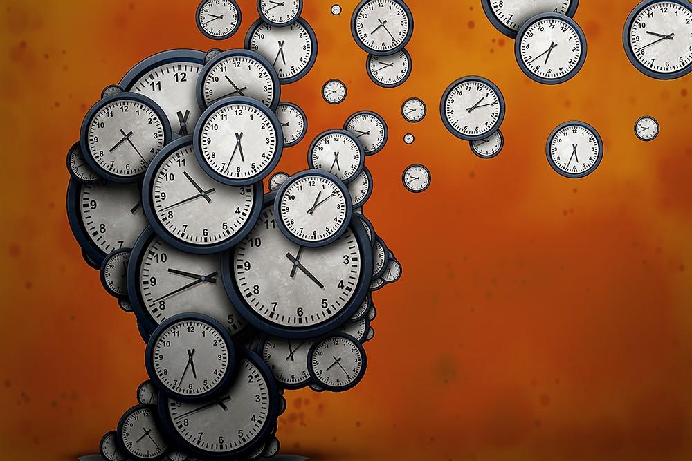 Mọi người có cảm nhận khác nhau về thời gian trôi qua, đặc biệt trong dịch COVID-19