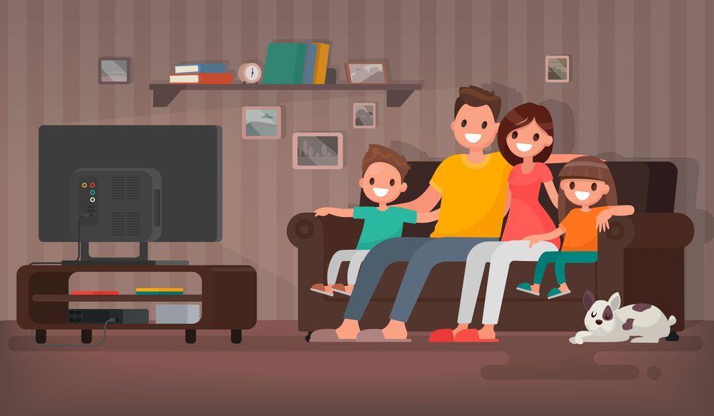 Truyền hình là một loại dịch vụ thiết yếu. Ảnh: Shutterstock.