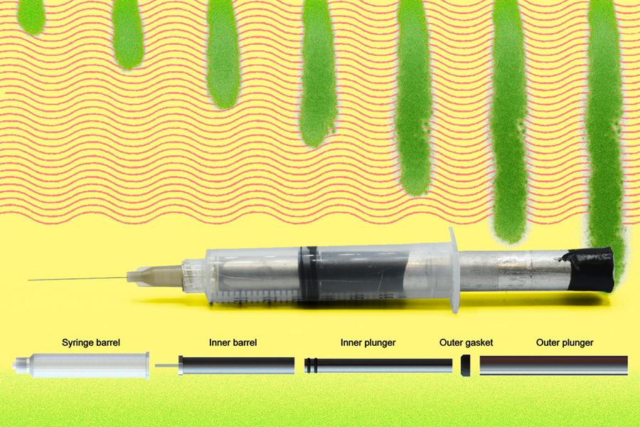 Công nghệ ống tiêm mới dành cho các loại thuốc sinh học