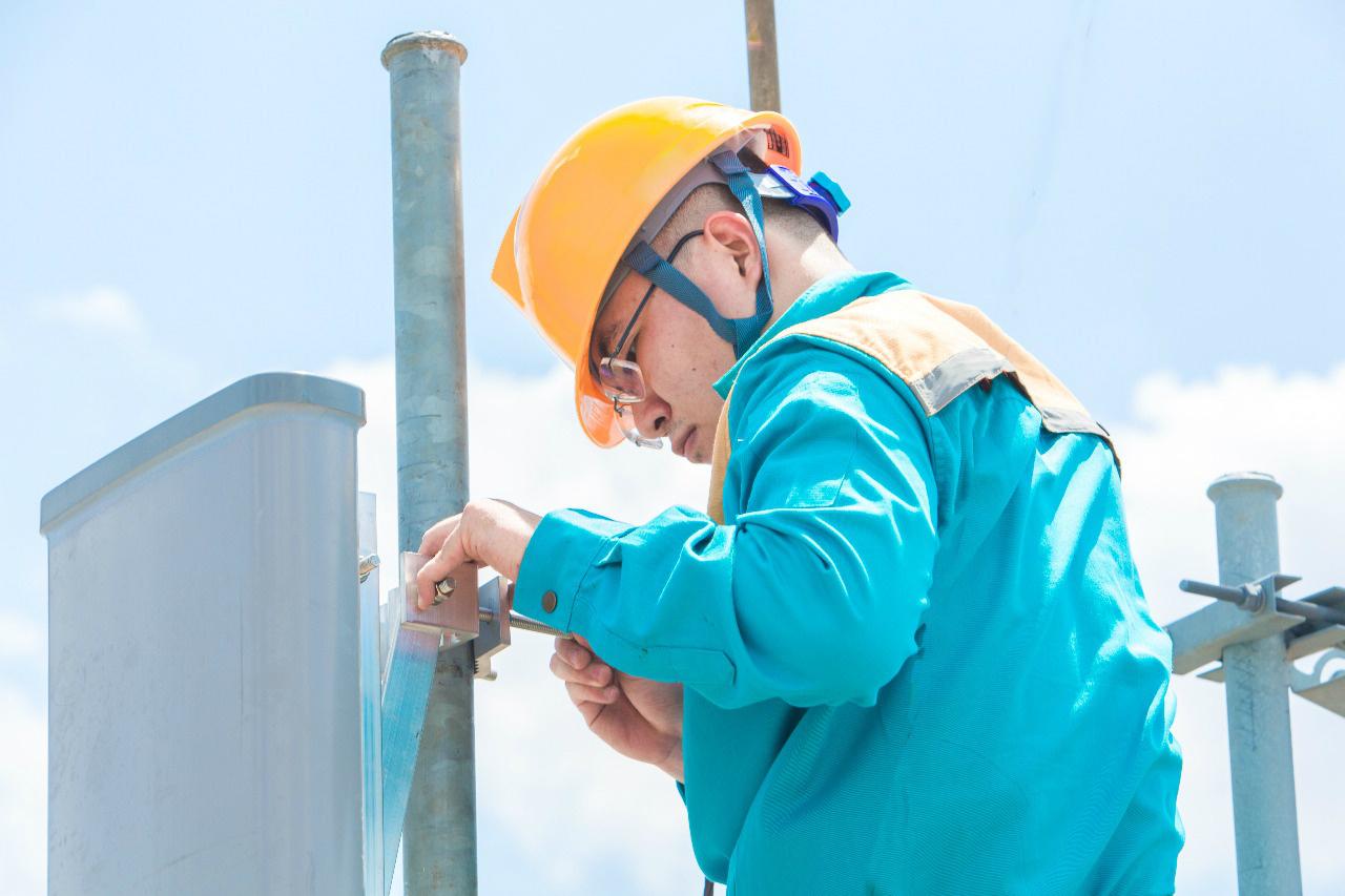 Đo kiểm chất lượng mạng 4G của Viettel tại 4 tỉnh/thành phố