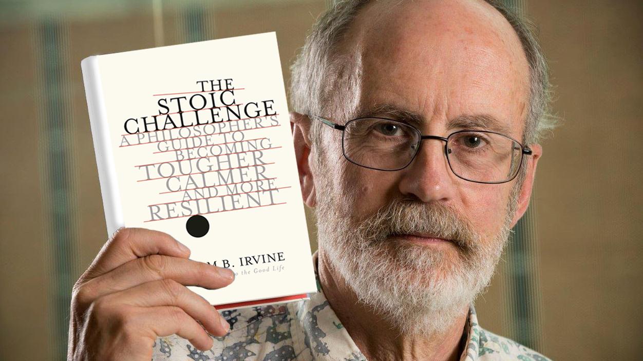 William B. Irvin (1952) và một tác phẩm khác của ông về chủ nghĩa khắc kỷ.