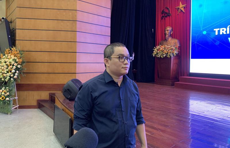 Ông Nguyễn Mạnh Trí -