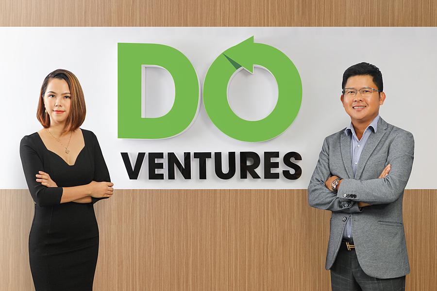Ông Nguyễn Mạnh Dũng và bà Lê Hoàng Uyên Vy là 2 nhà sáng lập của Do Ventures. Ảnh: BTC