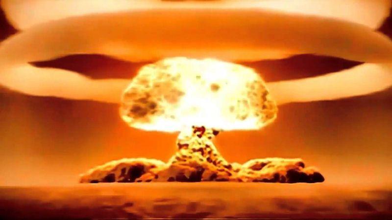 Vụ nổ thử nghiệm bom Tsar Bomba. Ảnh: Gloalsecurity.