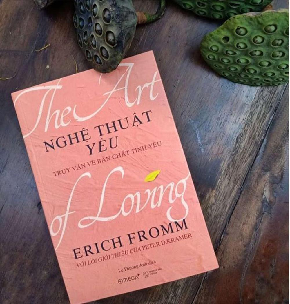 Nghệ thuật yêu của Erich Fromm vừa được xuất bản ở Việt Nam.