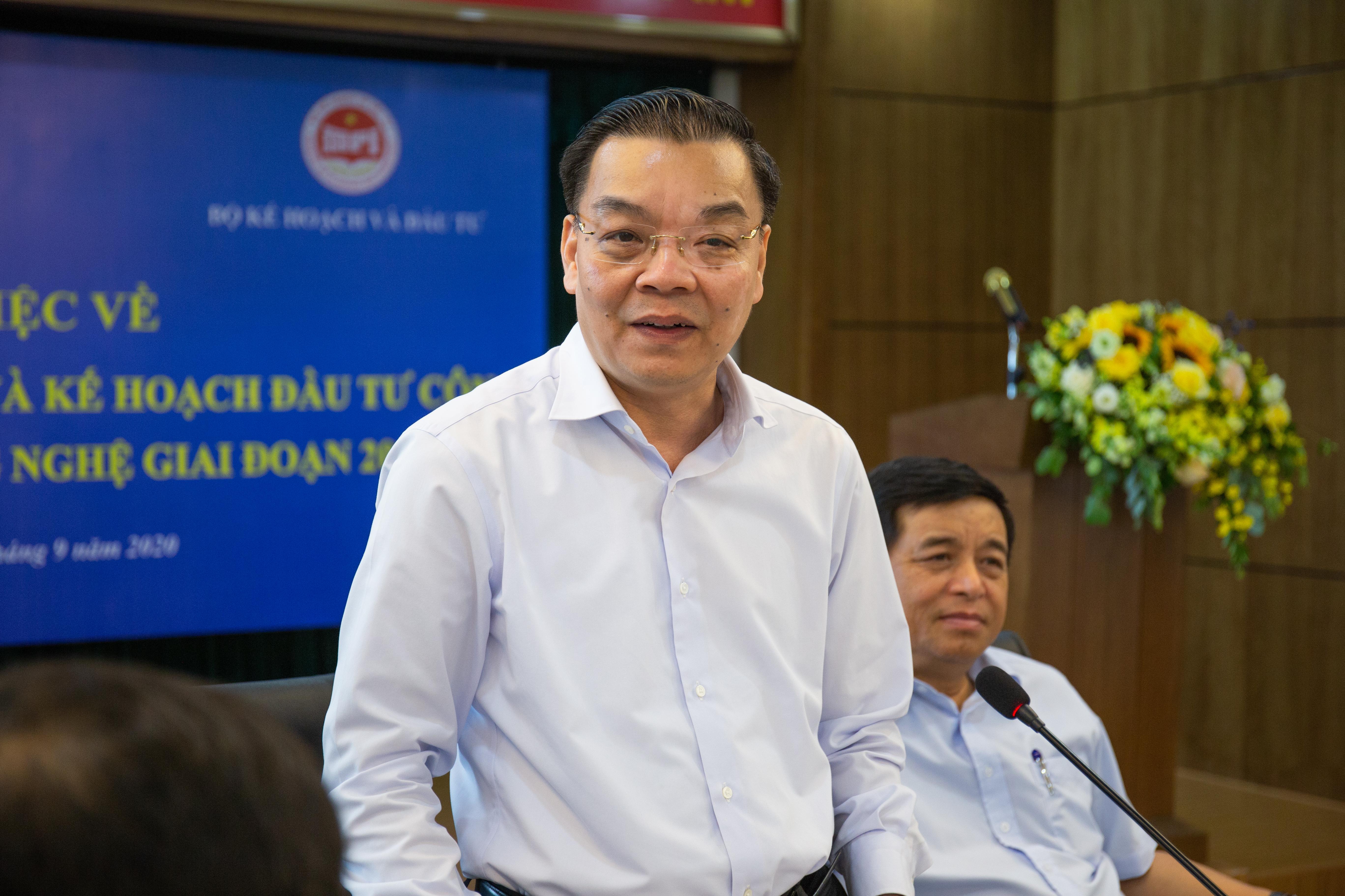 Bộ trưởng Chu Ngọc Anh phát biểu tại sự kiện. Ảnh: Hoàng Nam
