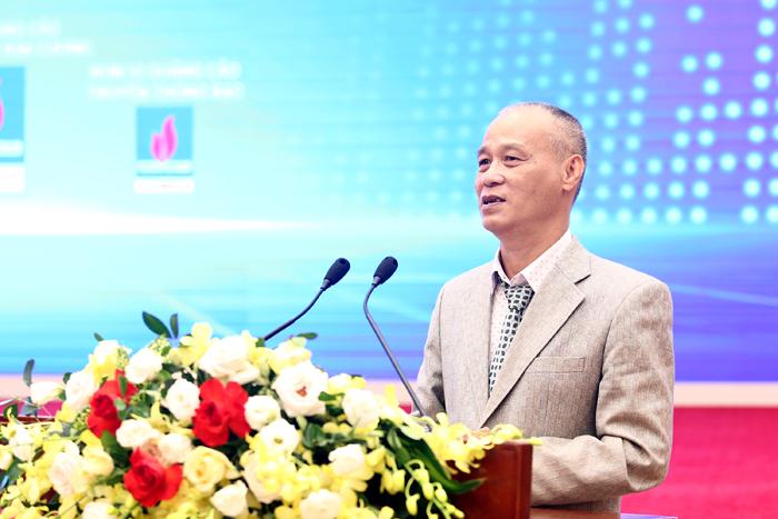 Ông Trần Tuấn Anh – chuyên gia cấp cao Hội đồng Năng lượng Thế giới tại Việt Nam. Ảnh: Minh Khôi.