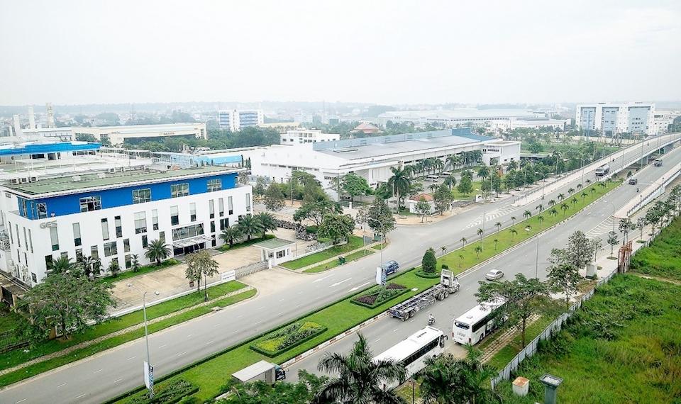 Khu Công nghệ cao, quận 9, thành phố Hồ Chí Minh. Nguồn ảnh: Dangcongsan.vn