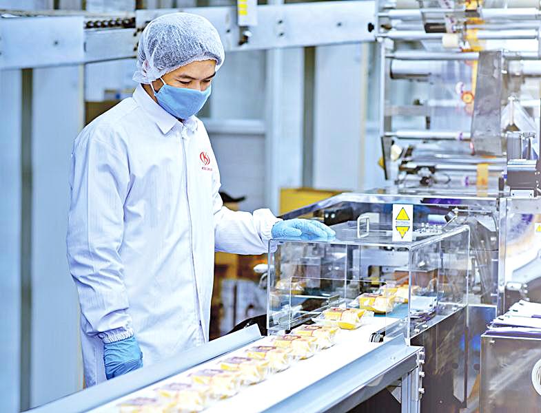 Bánh nướng, bánh dẻo giờ đây đã có tiêu chuẩn quốc gia. Ảnh: tettrungthukingdom.vn