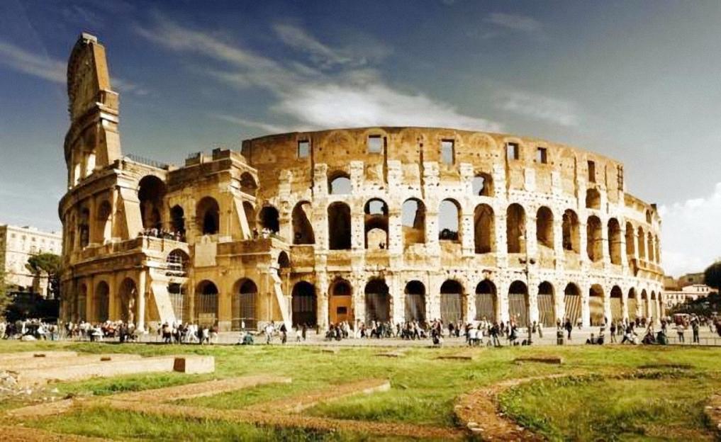 Đấu trường La Mã ở Rome. Ảnh: BigStockPhotos.
