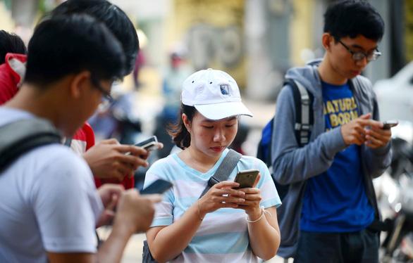 Việt Nam đang phát triển nền kinh tế Internet năng động | Ảnh: Quang Định/DAQ