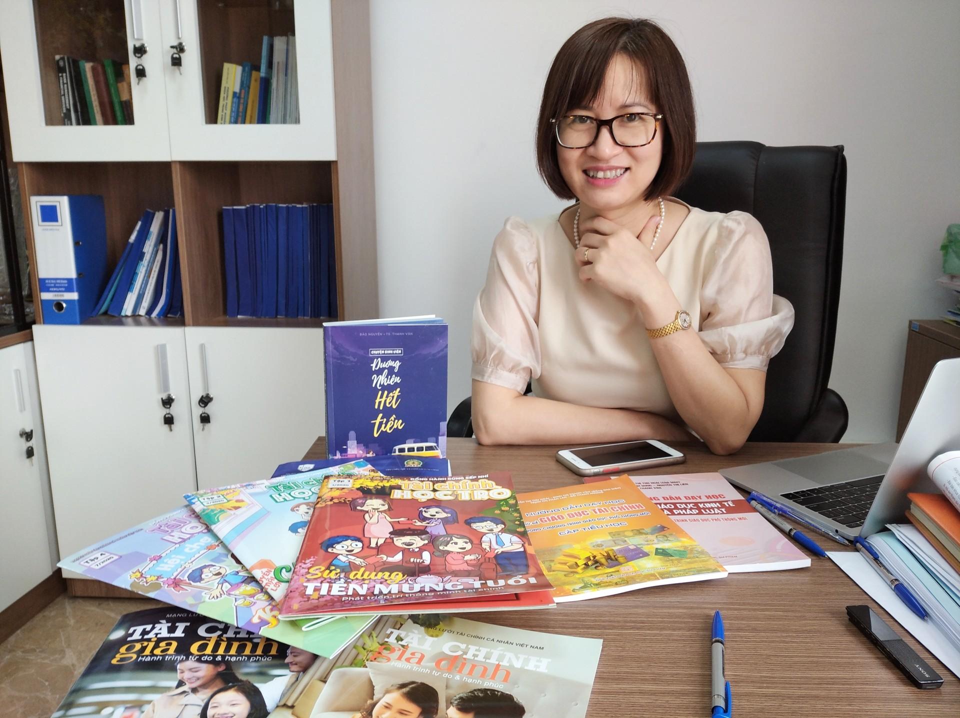 TS. Đinh Thị Thanh Vân. Ảnh: Ngô Hà/KHPT