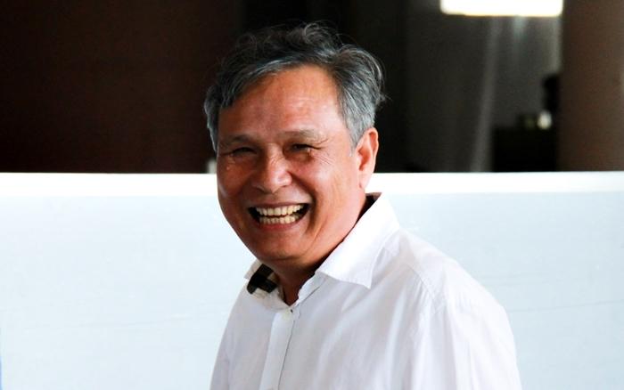 PGS.TS. Đinh Văn Thuận.