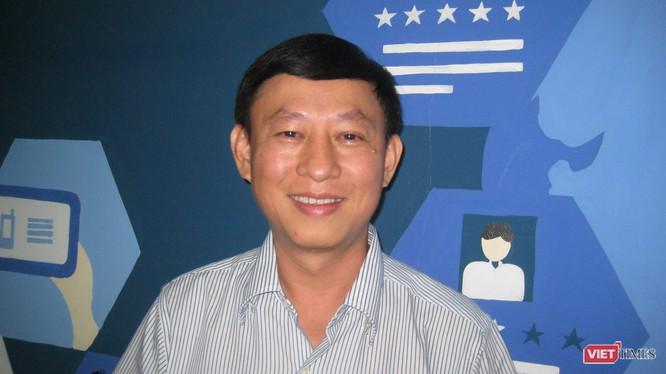 Lý Đình Quân – Tổng giám đốc Trung tâm Ươm tạo khởi nghiệp Sông Hàn