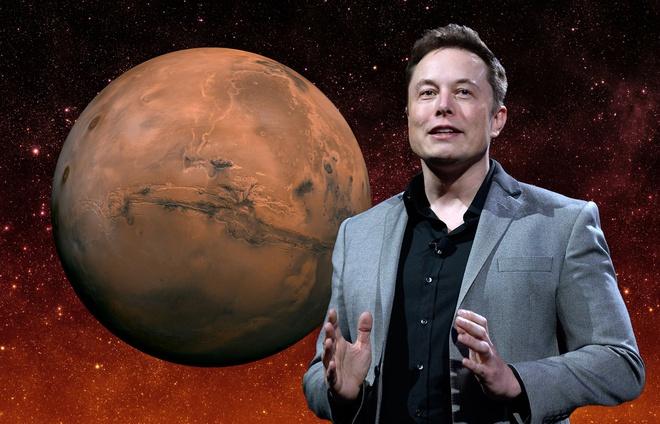 Elon Musk, Giám đốc điều hành SpaceX